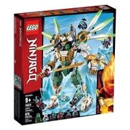 樂高積木 LEGO《 LT70676 》 NINJAGO 旋風忍者系列 - 勞埃德的鈦機械人