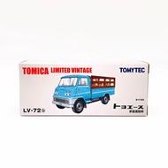 【現貨】TOMICA 日版 多美 TOMYTEC LV-72b 家畜搬運車 載豬車 國名卡車