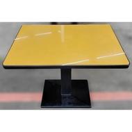 宏荃二手傢俱 營業用餐桌 3尺餐桌 3呎 咖啡桌 三尺 甜點桌 早餐 自助餐 餐飲店 桌子 三呎 營業桌