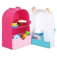 【湯圓嬉遊趣】小美樂配件-小美樂冰箱組(內含冰箱及7件小物不含小美樂娃娃)_PL51262