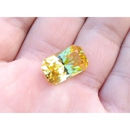 ☆☆9.77ct~ 贊比亞 金黃小太陽 天然 超美 金黃 綠柱石~ ☆☆