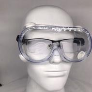 現貨全罩式醫療護目鏡 護目鏡 防護鏡   密閉式護目鏡 防噴霧 防口水飛沫 防疫情病毒 防油防塵全透明成人眼罩