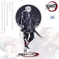 อะคริลิค ตั้งโต๊ะ สแตนดี้ Standy ดาบพิฆาตอสูร ไยบะ Acrylic Stand Demon Slayer Kimetsu no Yaiba Model Figure