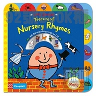 Lucy Cousins Treasury of Nursery Rhymes (with CD)