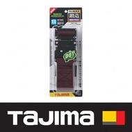【Tajima 田島】TAJIMA鍛造鋁插扣式S腰帶 S號 點點紅