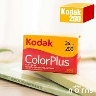 Kodak colorplus 200度 - Norns  彩色負片 lomo 135 底片
