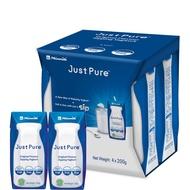 纯甄酸奶200克 Just Pure Drinking Yoghurt 200g x 32 packets  ( Original Flavor)