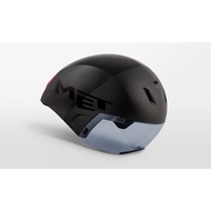 【CoLove咖樂單車】MET 空氣力學安全帽 CODATRONCA-NE1-黑/紅