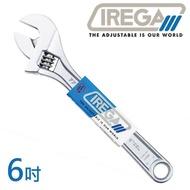 【IREGA】77型標準型活動板手-6吋(活動板手)