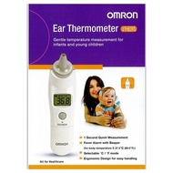 Omron | เครื่องวัดอุณหภูมิอินฟราเรดทางหู Ear Thermometer รุ่น TH839S