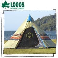【LOGOS 日本】印地安300帳 露營帳篷 印地安帳 (LG71806501)