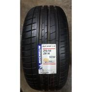 【車輪屋】米其林 Pilot Sport 3 (PS3) 215/55-16 93W 私訊保證最低價 四輪送定位
