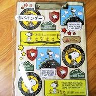 【朵米創意】日本新品 史努比夾板