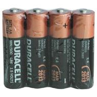 【金頂】3號 AA 真空包裝 鹼性電池 (1封4個)