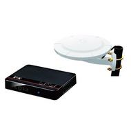 PX大通 機上盒+天線組合包 HD-8000+HDA-6000 高畫質數位機上盒+數位天線