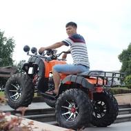 大小公牛沙灘車四輪越野摩托車 全地形山地四驅軸傳動電動沙灘車