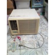 三洋110V中古線控冷氣