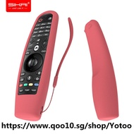 LG AN MR600 LG AN MR650 AN MR18BA Magic Remote Control Cases SIKAI smart OLED TV Protective Silicone