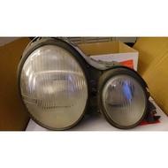 BENZ 賓士 原廠 HELLA 大燈 前燈 E-Class W210