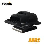 FENIX AB02ไฟฉายคลิปเหมาะสำหรับไฟฉายที่มีเส้นผ่าศูนย์กลาง18-26มม.เช่นFenix PD32,PD35,LD12,UC35,UC30,E35