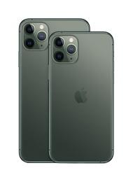 """ใหม่ Apple iPhone 11 Pro/PRO MAX ปลดล็อก Triple กล้องระบบ 5.8/6.5 """"จอแสดงผล A13 Bionic IOS สมาร์ทโฟน MI 5"""