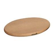 法國 Staub 木製 磁鐵鍋墊 桌墊