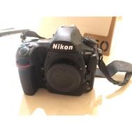 Nikon D850 單機身公司貨 全片幅 4575萬 快門次數約17000次 二手單眼