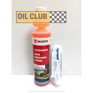 油品部 WURTH 福士 高濃縮雨刷精 Aquapel 長效型 撥水劑