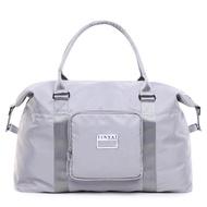 TINYAT การออกแบบเกาหลี แฟชั่นกระเป๋าสะพายไหล่ กระเป๋าเดินทาง PiNK กระเป๋าฟิตเนส กระเป๋าใส่เสื้อผ้า
