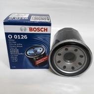 BOSCH 0126 CRV LANCER FIT TIERRA機油芯
