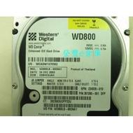 【登豐e倉庫】 YF698 WD800LB-60DNA1 80G IDE 硬碟