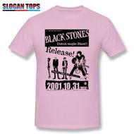 動漫T卹男士漫畫T卹打印Nana Blast首次亮相單身T卹歌手樂隊上衣黑色石頭襯衫Vintage Streetwear