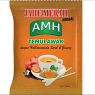 1 Sachet Amh Temulawak Plus Black Seed Gingseng