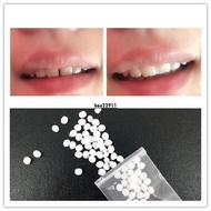 萬圣節假牙材料  臨時假牙 臨時補牙 自制假牙套自制補缺牙❣️