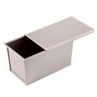 [CHEFMADE] NON-STICK CORRUGATED TOAST BOX, LOAF PAN, TOAST PAN