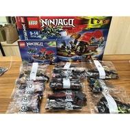 樂高 70738 忍者 船 LEGO 絕版品