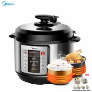LAHOME Midea MY - CD5026P Electric Pressure Cooker Double Bile Intelligent Home Quality Goods 5 L Electric Pressure Cooker Rice Cooker