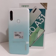 "PROMO HP MURAH!! OPPO A31 HP RAM 4GB RAM+128GB 6.5"" WATERDROOP SCREEN 4230mAh BATTERY - [MISTERY BOX] Gratis ongkir"