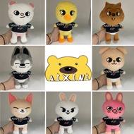 【Ready stock!!】AIXINI 8.2in(20cm) Skzoo Plush Toys, Skz Plushie Jiniret/Wolf Chan/Leebit/DWAEKKI/Jiniret/HAN Quokka/BbokAri/PuppyM/FoxI.Ny for Kids Fans Gifts