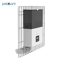 PETWANT 籠子專用寵物自動餵食器 F4 LCD