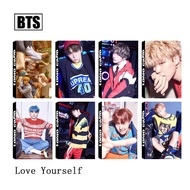 BTS Bangtan Boys LOMO Cards K-POP Photocard