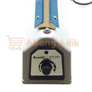 Arashi Ais 400 mm Impulse Sealer 40 cm 40cm Plastic Pres Sealer (Latest)
