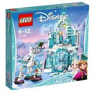 🇯🇵🔱 LEGO-迪士尼系列 冰雪奇緣&艾莎的魔法冰雪城堡 41148