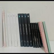 BTS LOVE YOURSELF轉 空專/小卡 初回專輯