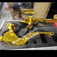 Oval rcb Clutch Brake Master set brembo Clutch universal motor Clutch