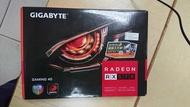 (已售) 技嘉 RX 570 GAMING 4G顯示卡 賣 470 480 rx580 1060 1050Ti可參考