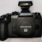 olympus E-M1 body