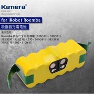 Kamera iRobot Roomba 610,611,630,650,760,770,780,790 吸塵器 電池