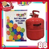 {SHIP IN 24HRS+FREE GIFT} ORIGINAL TONG GAS HELIUM BELON UNTUK 50PC - PARTY DIY HELIUM GAS TANK - FOR 50 BALLOONS