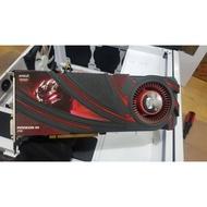 自用二手AMD 藍寶石 R9 290顯示卡 4GB DDR5 吃雞絕地求生PUBG很流暢